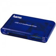Четец Card Reader 35 in 1, USB, 2.0 HAMA-55348