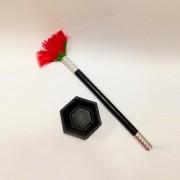 Tradico® Magic Wand to Flower Magic Trick Easy Magic Tricks Toys Adults Kids Show Healthy