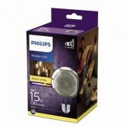 Philips Modern LED classic 2W / 15W 136lm G93 E27 2700K smoky ND SRT4