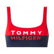 Tommy Hilfiger Tommy Hifliger bralette bikini top - rood