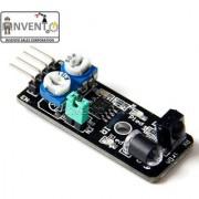 Invento 1pcs High Sensitivity IR Infrared Obstacle Avoidance Sensor Module for Arduino