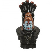 Handmade Lord Shiva Naag Pindi Shiva Lingam Shiv Ling Idol Murti For home decor gifts antique items pooja accessories-1