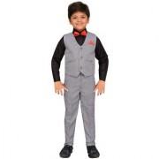 AJ Dezines Kids Shirt Waistcoat and Pant Set for Boys