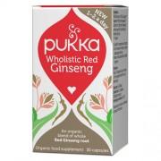 Pukka Röd Ginseng 800 mg (30 kapslar)