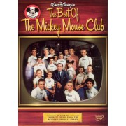 The Walt Disney's The Best of the Mickey Mouse Club [DVD]