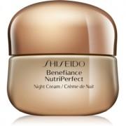 Shiseido Benefiance NutriPerfect crema revitalizante de noche antiarrugas 50 ml