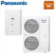 Pompa de Caldura Panasonic AQUAREA High Temperature 9kW Bi-bloc 380V WH-SHF09F3E8 / WH-UH09FE8
