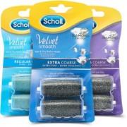Scholl Velvet Smooth Regular Coarse set de cosmetice I. pentru femei