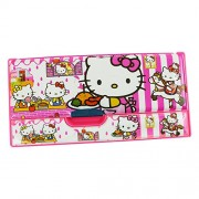 Multi Purpose Jumbo Pencil Box - Hello Kitty