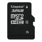 Kingston MicroSDHC 32G minneskort class 4