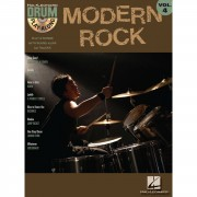 Hal Leonard - Drum Play Along Volume 4: Modern Rock
