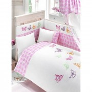 Bebe Luvicci Комплект в кроватку Bebe Luvicci Little Wings (6 предметов)