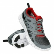 """Nike Free Run 2 (GS) """"Wolf Grey"""""""
