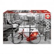 Educa Amszterdam mini puzzle, 1000 darabos
