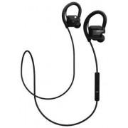 Casti alergare Jabra STEP, Bluetooth, NFC, Dual Point (Negre)