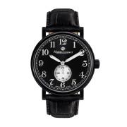 【86%OFF】Herrenuhr Classique インダイヤル ラウンドウォッチ ブラック ファッション > 腕時計~~メンズ 腕時計