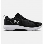 Under Armour Men's UA Charged Commit 2 Training Shoes Black 48.5