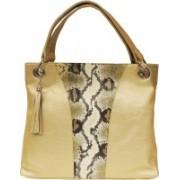 Mex Shoulder Bag(Gold)