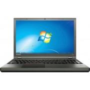 "Laptop Refurbished Lenovo ThinkPad T540p (Procesor Intel® Core™ i7-4800MQ (6M Cache, up to 3.70 GHz), Haswell, 15.6"", 8GB, 128GB SSD, GeForce GT730M @1GB, Negru)"