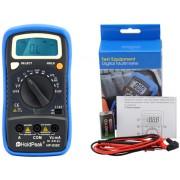 HOLDPEAK 830Z Digitális multiméter VDC VAC ADC AAC ellenállás kapacitás frekvencia hFE.