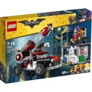 Lego Batman Movie 70921 Harley Quinn Kanonenkugelattacke