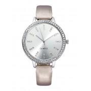 laura kent Horloge Laura Kent Zilverkleur