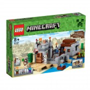 Lego Minecraft The Desert Outpost 21121