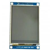 Modul LCD SPI de 2.8'' cu Touchscreen - Controller ILI9341 și XPT2046 (240x320 px)