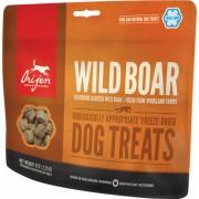 ORIJEN FREEZE DRIED jutalomfalatok Wild Boar 0,092kg