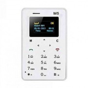 Aiek M5 (White) - (2 months seller warranty)