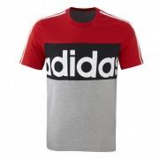 adidas T-shirt Essentials Colorblock - XL OL - Foot Lyon