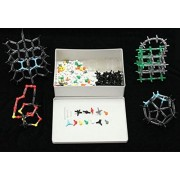 Organic Chemistry Scientific Polymer Atom Molecular Model Teach Class Kit Set by Advanced