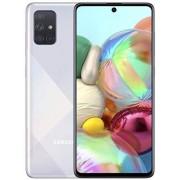 "Samsung Galaxy A71 SM-A715F/DS 4G LTE 128GB + 8GB RAM 6.7"" 4G LTE Prisma Crush plata"