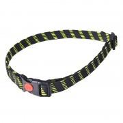 VOSS.PET Elastisches Halsband, 25 mm Breit, gelb