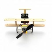 Manual de bricolaje viento de la Asamblea Molino modelo de juguete educativo