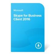 Skype for Business Client 2016 elektronički certifikat