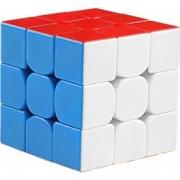 Cub Rubik 3x3x3 QingHong Yumo Cube Stickerless 194CUB