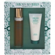 Elizabeth Taylor Diamonds and Emeralds lote de regalo I. eau de toilette 100 ml + leche corporal 100 ml