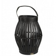 Birdcage Lantern - Black