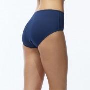 Beach House Chloe High-Waisted Bikini Bottom Navy