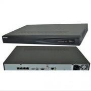 NVR 4 canale Hikvision DS-7604NI-E1/4P/A 4XPOE + Discount la kit (Hikvision)