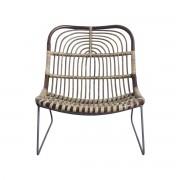 House Doctor Lounge chair kawa rotting metall, house doctor