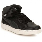 Puma Basket-Rebound v2 Hi Jr DP Men's Canvas