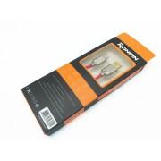 Cablu Date si Incarcare RONPIN Type-C Cablu Panza Culoare Rosu pt Telefon Tablet