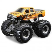 Maisto Maisto Earth Shockers Rrm 1500 Monster Truck - Orange