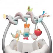 Taf Toys Car Seat Activity Toy Garden Spiral 12105