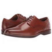 Nunn Bush Royce Plain Toe Oxford Cognac