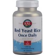 Red Yeast Rice cu Coenzima Q10 si Omega 3