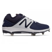 New Balance Men's Metal 3000v3 Navy with White