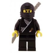 Ninja (Black) - LEGO Ninja Figure